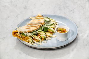 Drivu Eggless Omelette