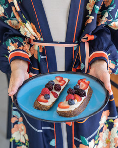 Drivu Fruit on Toast