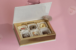 Drivu Chocolate Box (6 pieces)