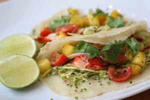 Drivu Mexican Fish Tacos