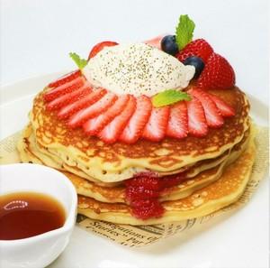Drivu Fae's Buttermilk Pancakes