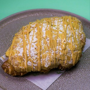 Drivu Almond & Chocolate Croissant