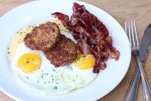 Drivu Southern Breakfast
