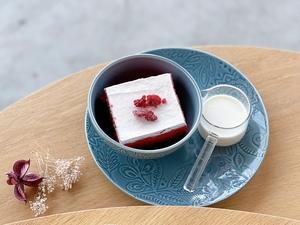Drivu Raspberry Milk Cake