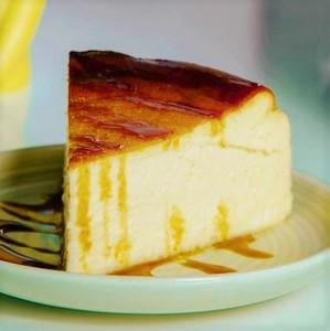Drivu San Sebastian Cheesecake