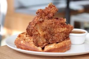 Drivu Fried Chicken & Waffles