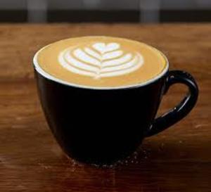 Drivu White Mocha Latte