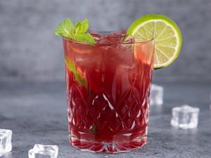 Drivu Blackberry Sparkling Juice