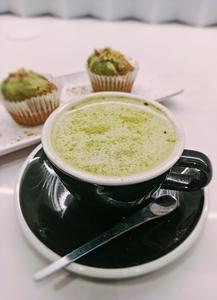 Drivu Matcha Tea