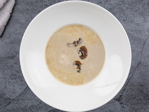 Drivu Mushroom Soup