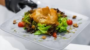 Drivu LaMeSho Salad