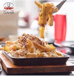 Drivu LaMeSho Fries