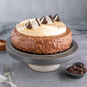 Drivu Snickers Cake
