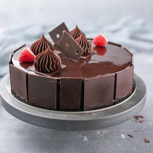 Drivu Chocolate Fudge Cake