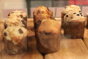 Drivu Banana Choc Chunk Muffin