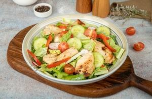 Drivu Seasonal salad
