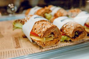 Drivu Cheese Sandwich