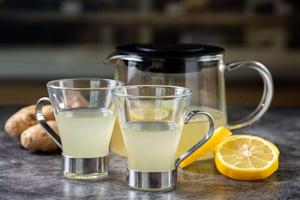Drivu Ginger Tea