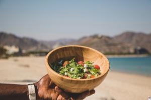 Drivu Jarjeer Salad