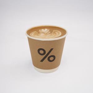 Drivu % Blend Cafe Latte (hot)