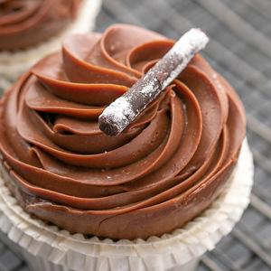 Drivu Chocolate Cupcake