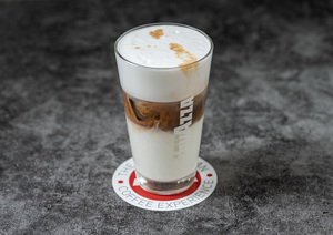 Drivu Iced Caffe Latte