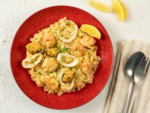 Drivu Seafood Risotto