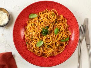Drivu Spaghetti Ala Bolognese