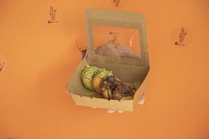 Drivu Doughnuts (4 pieces)