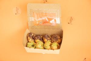 Drivu Doughnuts (8 pieces)