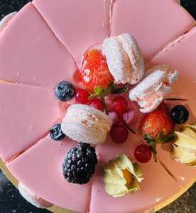 Drivu Glossy Cake