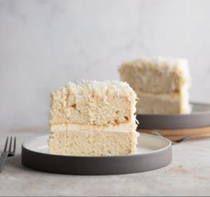 Drivu Snow White Coconut Cake