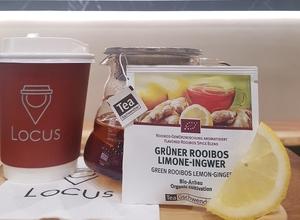 Drivu Lemon Ginger Tea