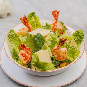 Drivu Angelina Prawn Caesar Salad