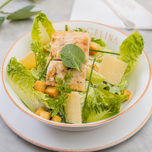 Drivu Angelina Chicken Caesar Salad