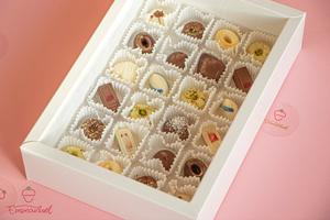 Drivu Chocolate Box (24 pieces)