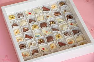 Drivu Chocolate Box (49 pieces)