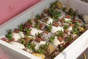 Drivu Chocolate Strawberries (35 pieces)