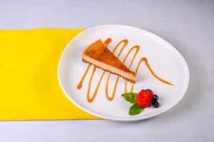 Drivu Salted Caramel Cheese Cake
