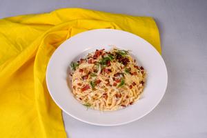 Drivu Spaghetti Carbonara