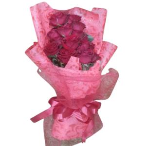 Drivu red velvet bouque