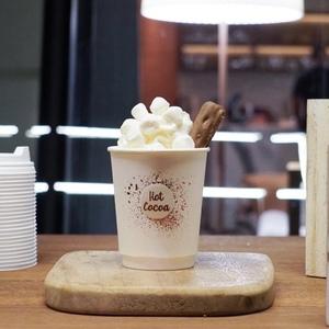 Drivu Home Bakery Hot Chocolate
