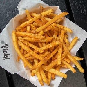 Drivu Spicy Fries