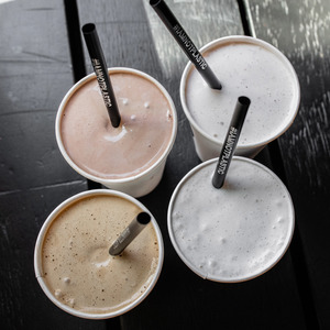 Drivu Karak Tea Milkshake