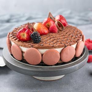 Drivu Triple Chocolate Cake
