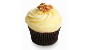 Drivu Carrot Cupcake