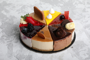 Drivu French Bakery Cheesecake