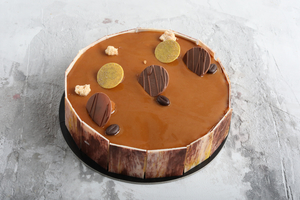 Drivu Caramel Cheesecake