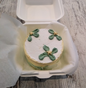 Drivu Lunch Box Cake