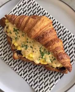 Drivu Cheesy Melt Croissant